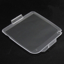 10pcs/lot new Hard Plastic Film LCD Monitor Screen Cover Protector for N D200 BM-6 free shipping