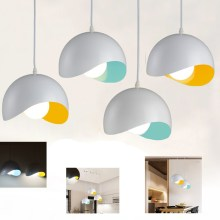 Modern Pendant Lights Loft Pendant Lamp Retro Hanging Lamp Lampshade Restaurant Bar Coffee Shop Home Lighting Luminarias