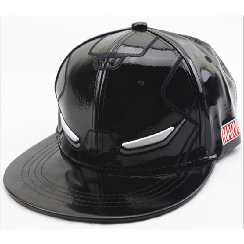 Kids Hat Boy Fashion Summer Snapback Cap Cool Character Hip Hop Boys Hat Baseball Caps For Boys Adjustable Sun Hats4