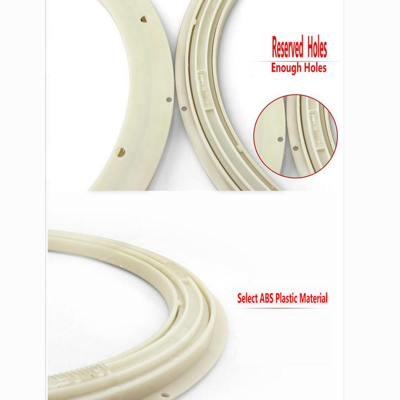 ABS Plastic Anti Skid Lazy Susan Turntable Base Round Table Wheel Swive Base (2)