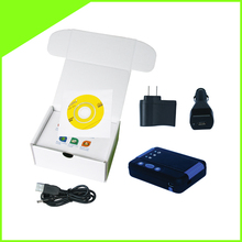 CCTR-620+Personal /Kids/ Pets/vehicle GPS Tracker sos Web Link Display Location On Cell Phone Built in High Capacity Li Battery