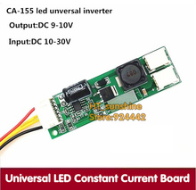 Free Shipping NEW Universal LED Constant current board current source converter Dual LED Backlight lamp power converter(China)