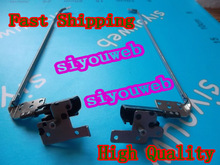 New&Original LCD Hinges with covers L&H FOR Dell Inspiron N5110 15R M511R M5110 Laptop FREE SHIPPING
