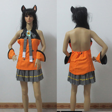 VOCALOID 3 Korea Seeu Cosplay Costume Anime Custom Made Uniform Custom Made Any Size