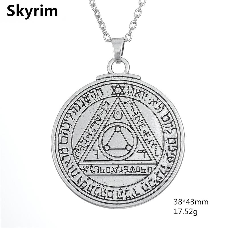 Jewelry witchcraft necklace27