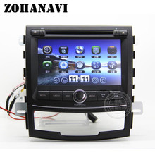 ZOHANAVI SSANG YONG Korando Car GPS, Car DVD with GPS,Support 3G USB Dongle,Radio,bluetooth,iPod Free map