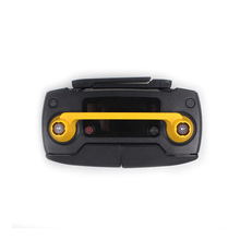 TELESIN Yellow Transport Clip Controller Transmitter Stick Thumb, Joystick Guard, Protection Bracket for DJI Mavic Pro Remote(China)