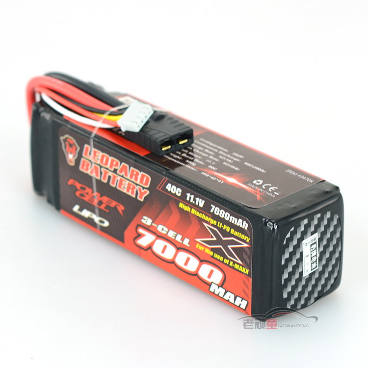 Leopard Power 7.4V 5000mAh 30C 2S FLUX/S/E/AXIAL Currency Lipo Battery RC Drone Parts Accessories RC Car Free Shipping<br>