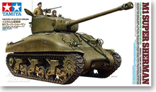 Free  shipping  for  Tamiya tank model 1:35 Israel M1 Super Sherman medium tank 35322