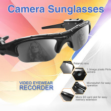 SM06 Sunglasses Camera Smart HD Digital Audio Video Recorder Sports Camcorder Mini Sunglasses Camera Support TF Card For PC Chat