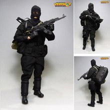 VERYHOT VH 1044 Bank robbers King of Robbery Armed well-equipped Rob 1/6 FIGURE / in-Stock items