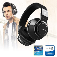 Bluedio V (Victory) High-End bluetooth headphones/wireless headset PPS12 drivers with Microphone for music wireless headphones(China)