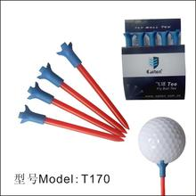 2017 New Golf Tee  Golf ball screw Fly Ball Tee