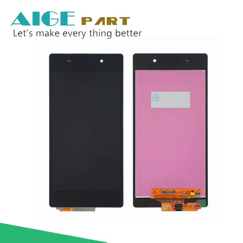 5.0 For Sony Xperia Z2 D6502 D6503 D6543 L50W LCD Display with Touch Screen Digitizer<br><br>Aliexpress