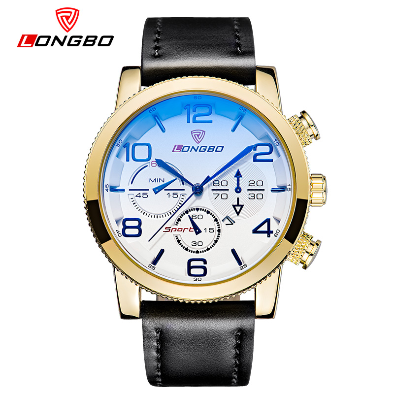 High Quality Luxury Mens Quartz Watch High Quality Analog Military Sports Watches Men Large Dial Clock Relogio Masculino Fashion<br><br>Aliexpress