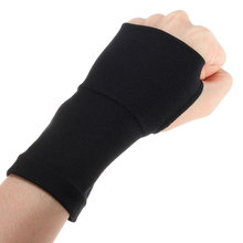 1pair sport for Palm & Wrist support for Palm Wrist Hand Support Glove Elastic Brace Sleeve Sports Bandage Gym for Wrap