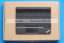 New Original Genuine for ThinkPad Tablet 10 Thin Ultrabook Bluetooth Keyboard Bezel Bracket Bottom Cover Base Part(China)