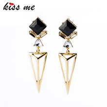 OL Style Triangle Christmas Earrings Flash Deals Famous Brand Luxury Jewelry Factory Wholesale
