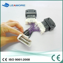 Free & fast shipping 100% manufacturer produced Exchange extra OBD plug/socket Car Accessories for almost car