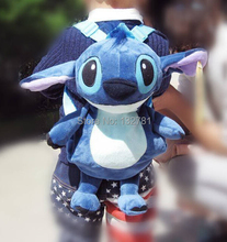 Lilo & Stitch Travel Bag, Plush Backpack for Children Kids Gift with Free Shipping
