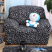 Black Couch Covers Star Pattern Case On Sofa Throws Protector Cover Fabric Sofas Big Couch Covers Dining Room Slipcovers