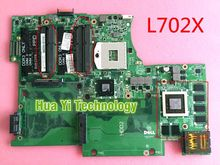 HOT! For DELL XPS L702X Laptop Motherboard 0TXP27 TXP27 DAGM7CMBAE1 Mainboard 100%tested&fully work