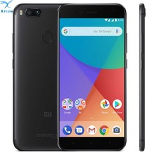 Android One Global Version Xiaomi Mi A1 MiA1 64GB 4GB RAM Smartphone Snapdragon 625 Cellphone 5.5 Inch Dual Cameras 12MP LTE 4G