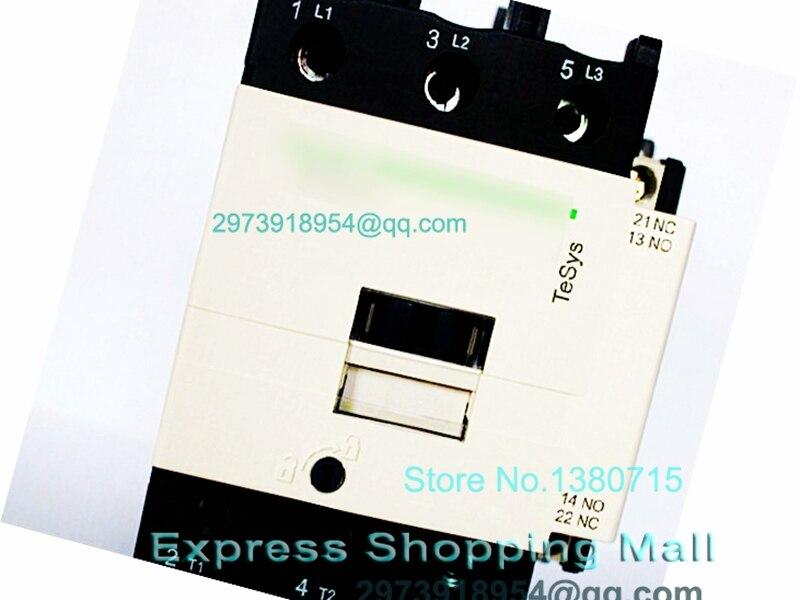 New LC1D80F7C TeSys D Contactor 80A AC 110V 50/60Hz LC1-D80F7C<br><br>Aliexpress