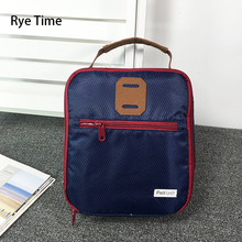 branded high quality portable cooler bag thickening insulation lunch picnic boxes ice pack cool vehicle insulated belt handbag
