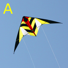free shipping high quality 1.8m dual line stunt kite with handle line outdoor toys albatross kites control bar kite board bird