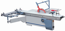 MJ6130 type of mechanical panel saw with dust collector