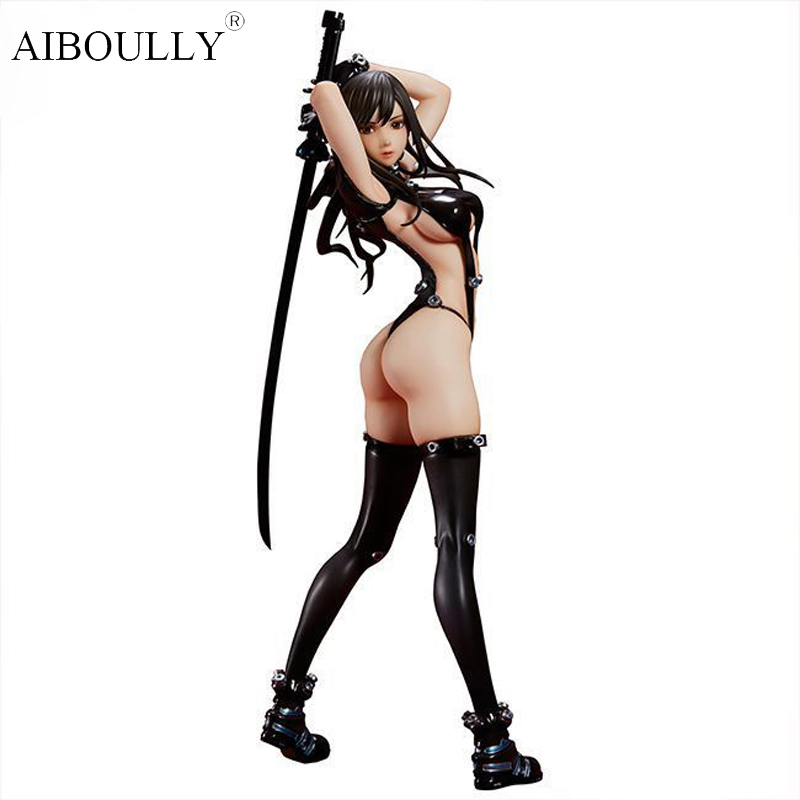 25cm Japanese Anime GANTZ Shimohira reika Beautiful girl love doll sexy Action Figure Girl Ver PVC Figure Lady Toy With Gift box<br>