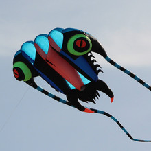16 sqm Trilobite Kite, soft kite, show kite, Lifter(China)