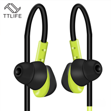 TTLIFE Original 3.5mm Ear Hook Sport Earphones Earbuds Headphones Stereo Super Bass Headset with MIC for Phones Cheap(China)