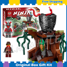 10Ninja New 10578 Vermillion Attack DIY Model Building Blocks Children Toys Compatible Lego - Cheery baby store