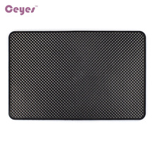 Ceyes Car Styling Mat Interior Case For Bmw Chevrolet For Ford Honda Hyundai Lada Lexus Mazda Nissan Car-Styling Anti Slip Mat(China)