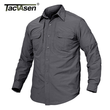 Buy TACVASEN Men's Brand Tactical Clothing Quick Drying Military Shirt Breathable Long Sleeve Shirt Men Combat Shirts TD-JNE-003 for $19.98 in AliExpress store