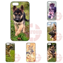 For Galaxy Y S5360 Note 3 Neo Ace Nxt Plus On5 On7 On8 2016 For Amazon Fire Case German Shepherd Dog Puppy Puppies