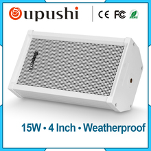 oupushi CL-641 15-30W cheap waterproof column speaker Public broadcasting system audio is suitable for school playground(China)