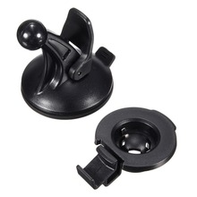 Car Vehicle Windshield 360 Degree Roating Suction Cup Bracket Holder For Garmin Nuvi GPS Black High Quality