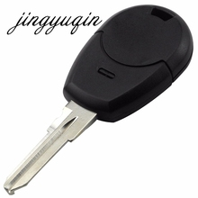 15pcs/lot New style Replacement Car Key Blank Case For Fiat Positron EX300 Transponder Key Shell No Chip Fob