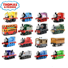Thomas & His Friends-New One Piece Diecast Metal Train Megnetic Trains Toy Engine Toys For Children Kids Thomas Emily Toby Gifts