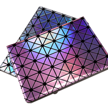 Bling Laser Smart Case For Ipad Mini 4 Cover Luxury Diamond Flip Stand Leather Laptop Protective Shell +Screen Film + Stylus Pen
