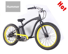 Cheap Price 48V 500W Electric Bicycle Bike Merry Gold Hummer ebike with 26*4.0 Fat Tire Electric Bicycle