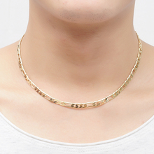 New designer Personality Men's Silver Gold Alloy Men Necklace Genuine Solid Thick Jewelry Necklace Thick Chain For men