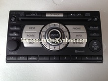 28185 JG41A clarion PN-2874T-A Xanavi CD6K-1450E X-Trail T31 6 CD changer MP3 Bluetooth car radio 2008