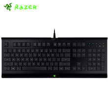 Razer Cynosa Membrane Gaming Keyboard with Free Gift Razer Goliathus , Support Synapse , Best price(China)