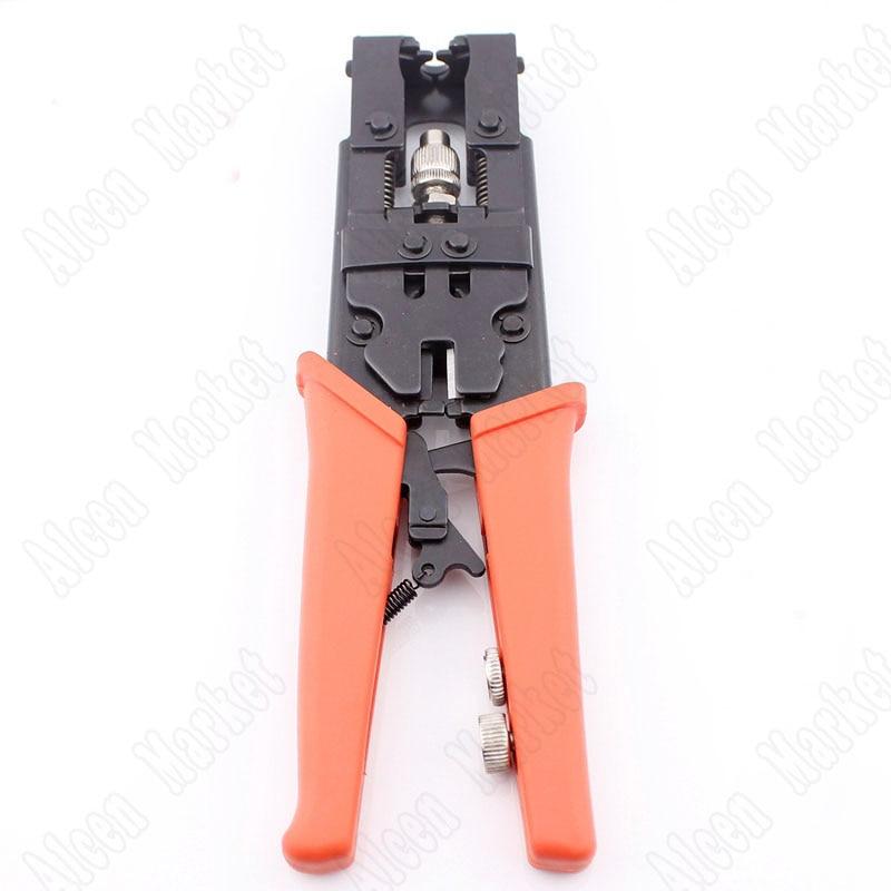 1pcs High Quality Crimping Pliers Clamp F Head BNC/Q9 Plug RCA Lotus Connector 5082R<br>
