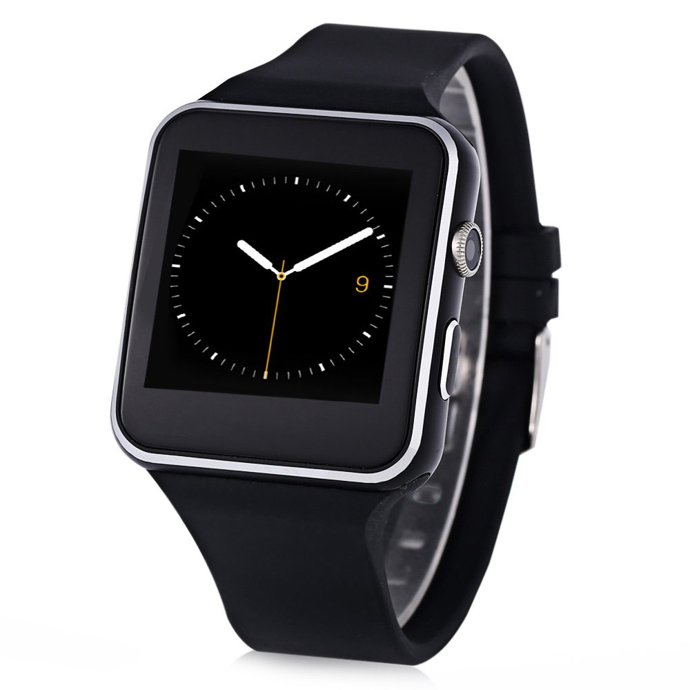 X6 Smartwatch Phone MTK6260 Sleep Monitor Pedomete...