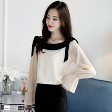 Buy 2018 Women Autumn Blouses Chiffon Brand Shirt New Lady Office Elegant OL Style Shirts Female Clothing Fashion Loose Tops Blusas for $11.52 in AliExpress store